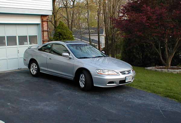 VDUCK 2001 Honda Accord EX V6 Coupe